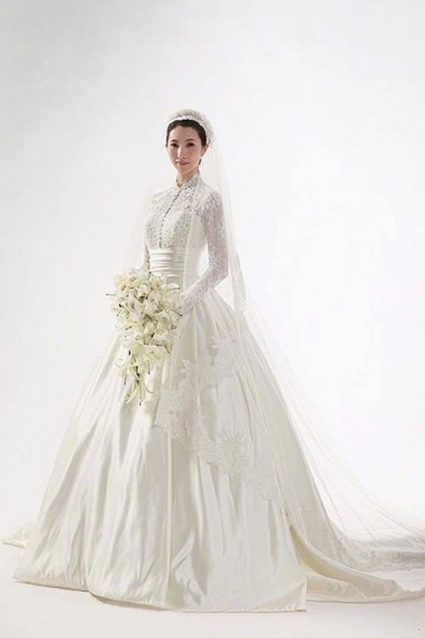 New Victorian Wedding Dresses kls7