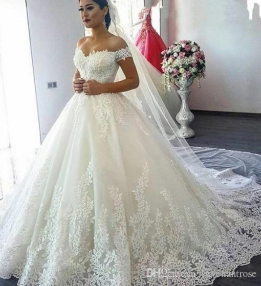 Vintage Princess Style Wedding Dresses In Turkey Off Shoulder Short Throughout Princess Style Wedding Dresses