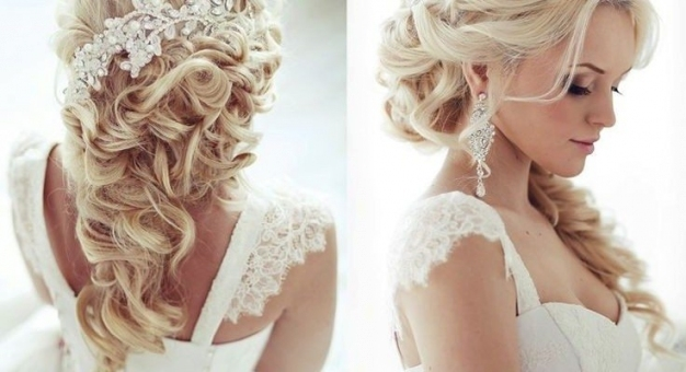 Wedding Day Hair Extensions: Fake Or Fabulous? | Bridal Hair In Elegant Hair Extensions For Wedding Dt3