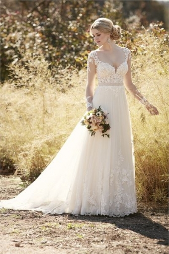 Wedding Dress Designers | Hitched.co.uk Throughout Bridal Gown Designers