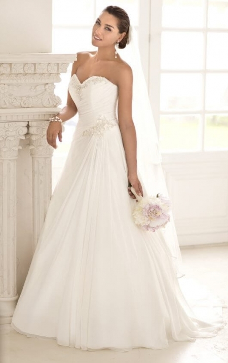Wedding Dresses | Simple Elegant Wedding Dresses | Stella York In Elegant Wedding Dresses