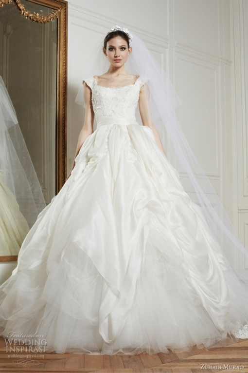 Zuhair Murad Wedding Dresses Fall/winter 2013 Bridal Collection Intended For Www.wedding Dresses