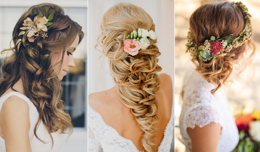 10 Best Diy Wedding Hairstyles With Tutorials | Tulle & Chantilly With Wedding Hair Pics