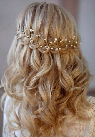 10 Most Amazing Wedding Hairstyles To Look Stunning During Your Throughout Hair For Weddings