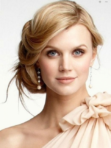 15 Mesmeric Wedding Guest Hairstyles For Women With Regard To Hair For A Wedding Guest
