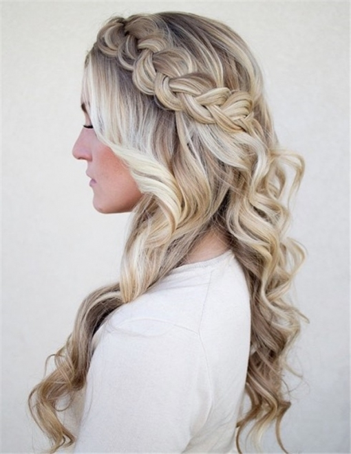 20 Awesome Half Up Half Down Wedding Hairstyle Ideas For Half Updos For Long Hair Wedding