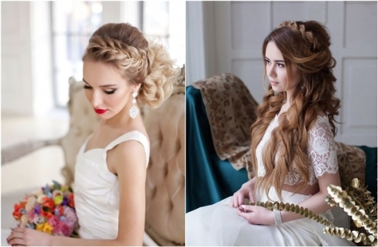 Luxury Wedding Hairstyles With Braids For Long Hair klp8