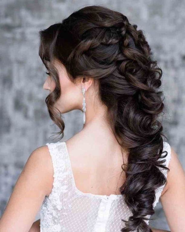 21 Classy And Elegant Wedding Hairstyles   Modwedding Regarding Elegant Wedding Hair