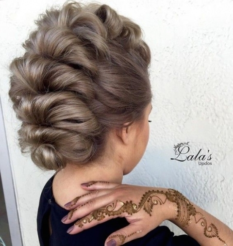 Inspirational Wedding Updos Medium Length Hair kls7