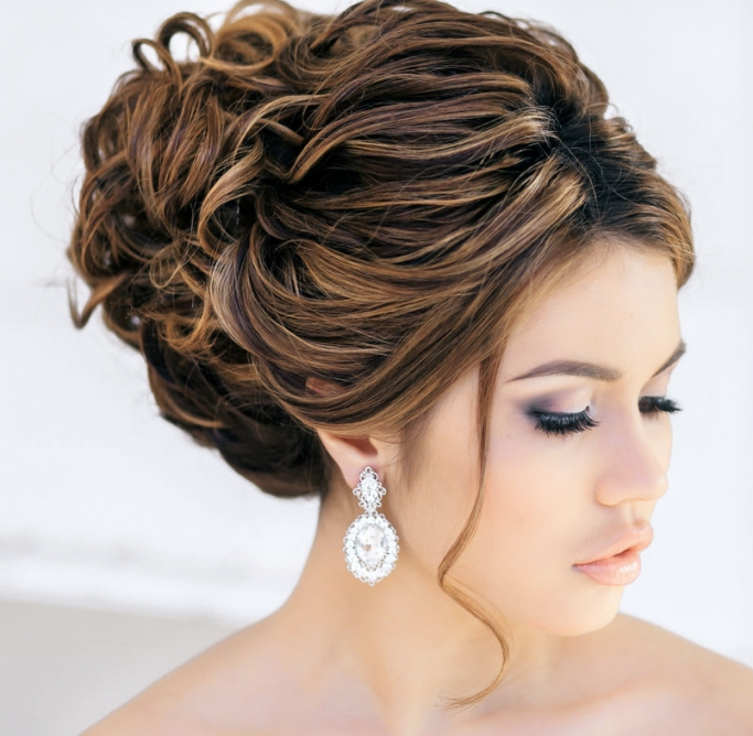 30 Creative And Unique Wedding Hairstyle Ideas   Modwedding Pertaining To Elegant Hair Style For Weddings Dt3