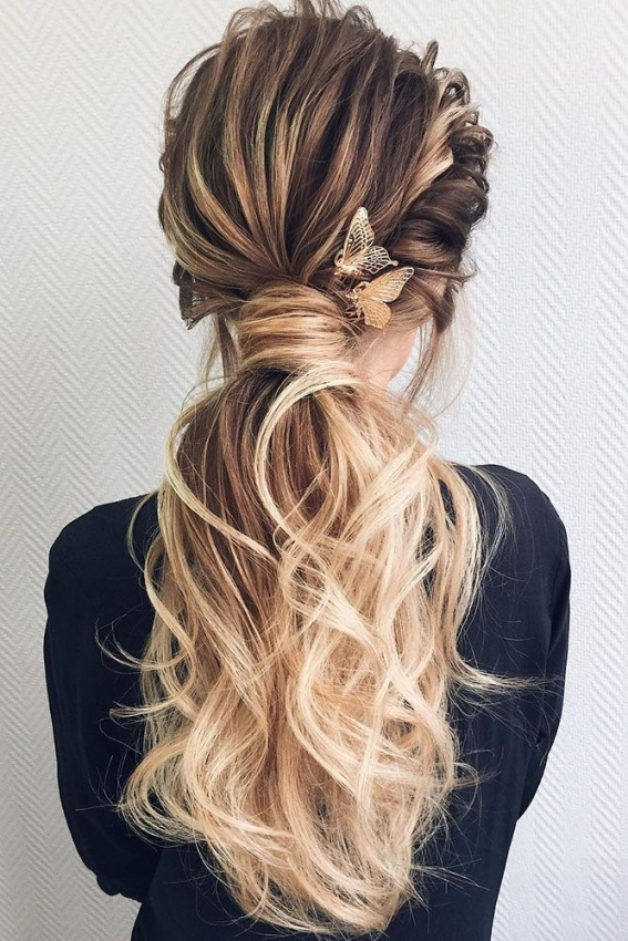 36 Chic And Easy Wedding Guest Hairstyles | Hair & Nails | Pinterest Intended For Best Of Hair For A Wedding Guest Sf8