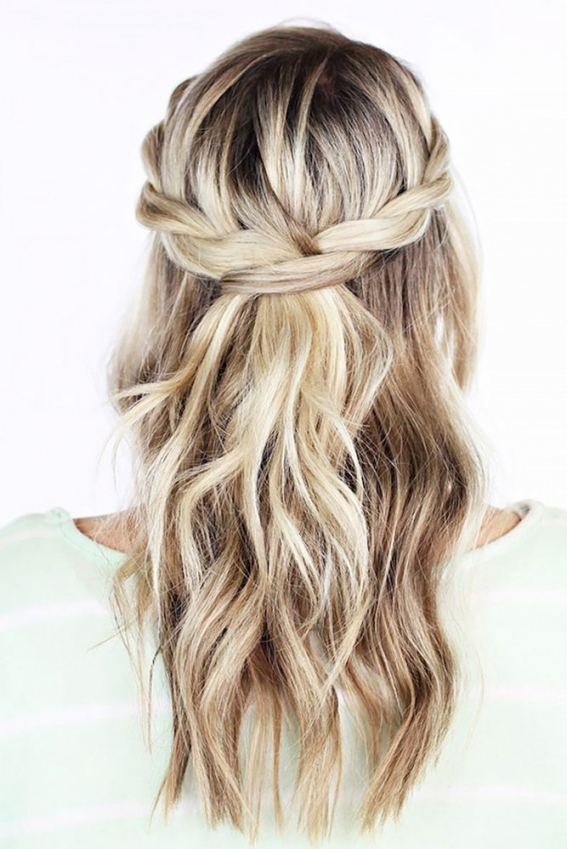 Inspirational Hair Ideas For A Wedding Guest ty4