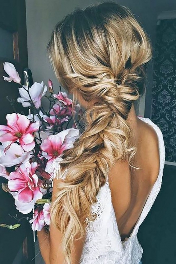 Inspirational Braided Wedding Hairstyles For Long Hair sf8