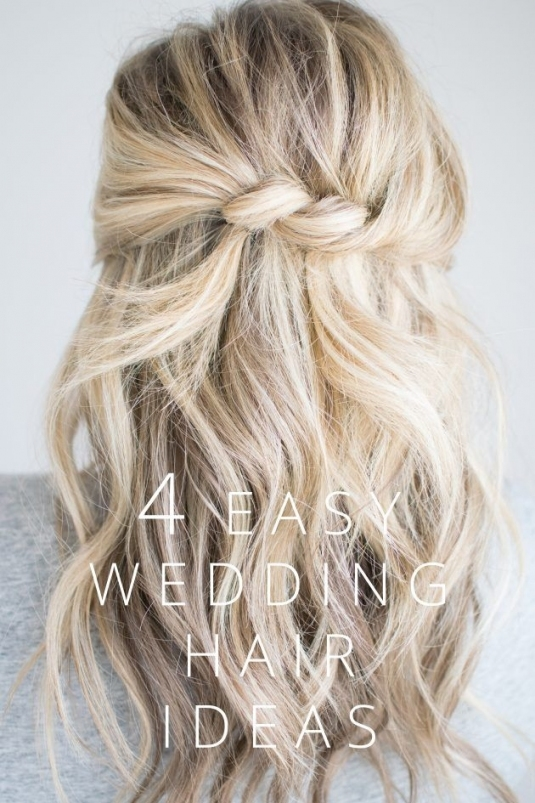 Luxury Wedding Hair Ideas kls7