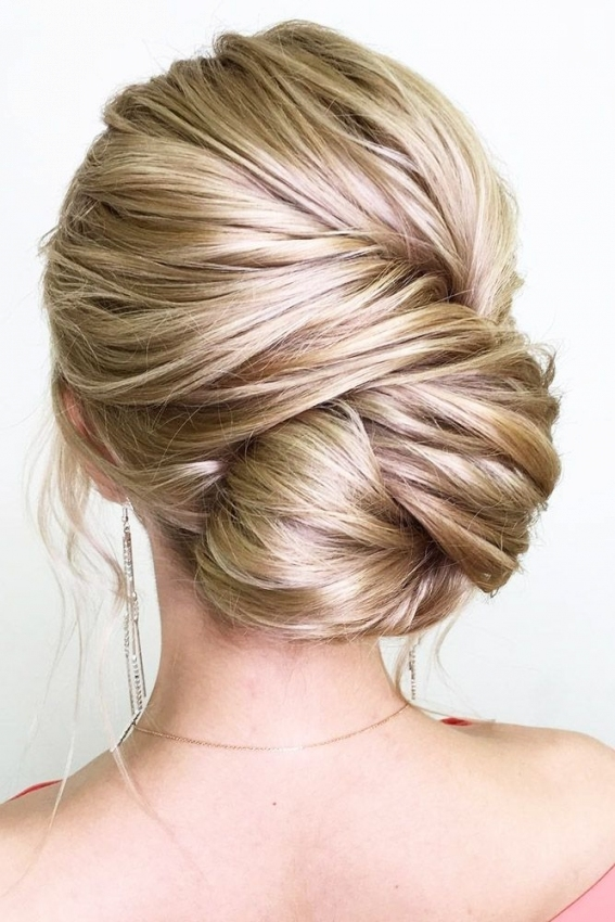 Luxury Long Hair Updos For Wedding kls7