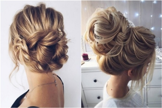 60 Wedding Hairstyles For Long Hair From Tonyastylist | Deer Pearl Throughout Wedding Hair Pics