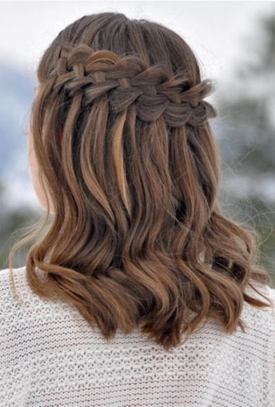 61 Braided Wedding Hairstyles | Brides Pertaining To Elegant Hair Style For Weddings Dt3