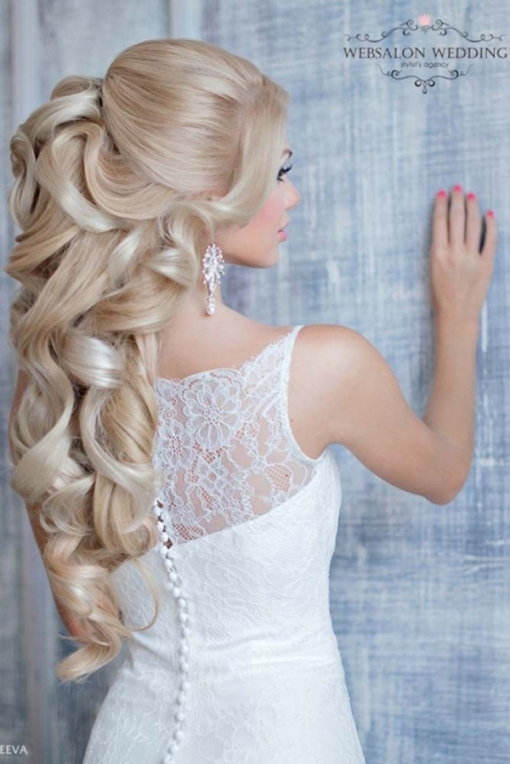 70 Steal Worthy Long And Short Weddings Hairstyles Throughout Best Of Hair For Weddings Klp8