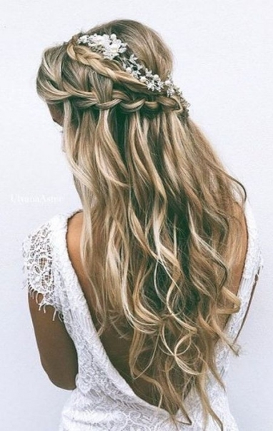 73 Unique Wedding Hairstyles For Different Necklines 2017 Regarding Elegant Hair Style For Weddings Dt3