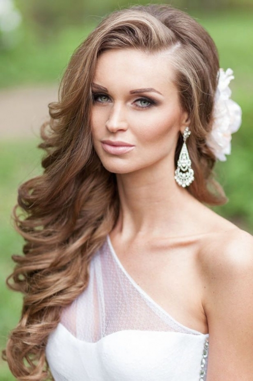 82 Best Everything Bride Images On Pinterest | Bridal Hairstyles With New Sexy Wedding Hair Klp8