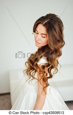 Beautiful Bride. Wedding Hairstyle And Make Up. Sexy. Regarding New Sexy Wedding Hair Klp8
