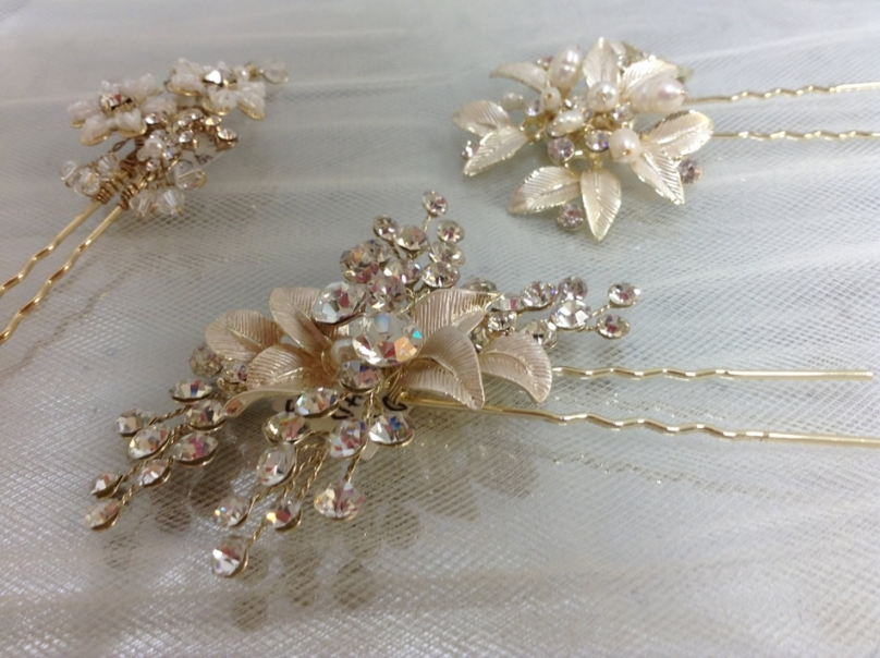 Bridal Combs, Wedding & Prom Hair Accessories For New Wedding Hair Clips And Combs Ty4