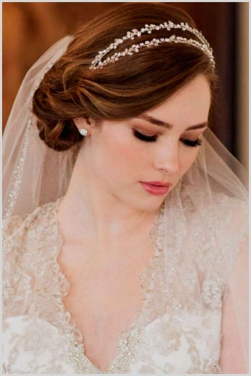 Bridal Hair Half Up With Veil Elegant 42 Wedding Hairstyles With Pertaining To Wedding Hair Half Up With Veil