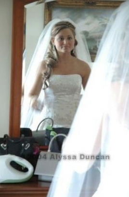 Brides Helping Brides ™   Pics Of Hair Half Up / Half Down With Veil Intended For Elegant Wedding Hair Half Up With Veil Sf8