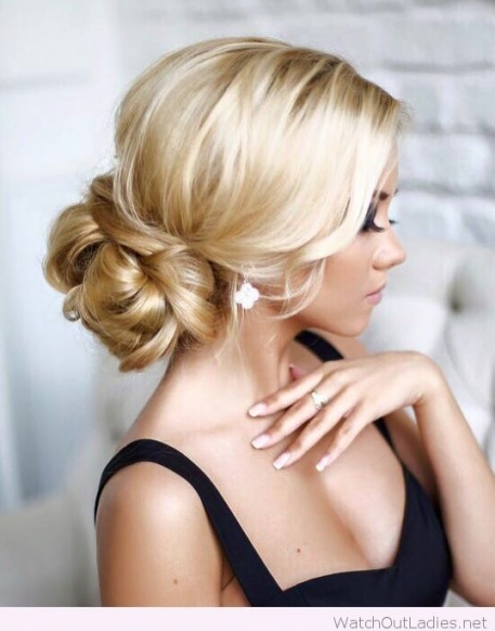 Chic Low Hair For Wedding | Hair | Pinterest | Wedding Hairstyles For Elegant Wedding Hair