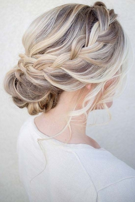 Classic Hair Up | Wedding Ideas | Chwv within Hair For Weddings