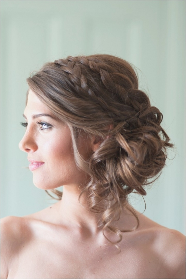 Unique Wedding Hair For Shoulder Length Hair df9