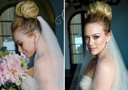 Hair And Make Upsteph: Celebrity Wedding Hair Inspiration Inside New Sims 3 Wedding Hair Klp8