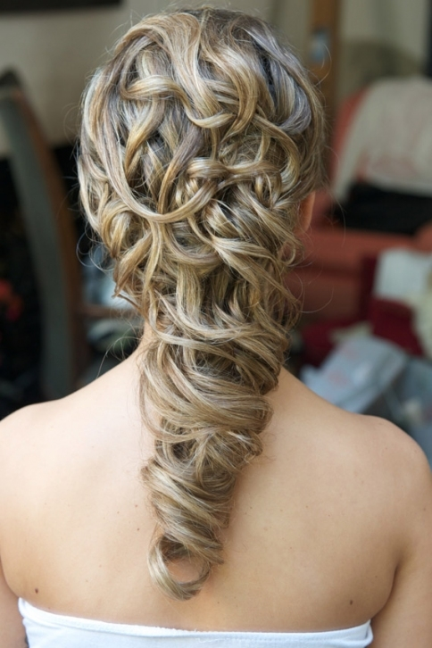 Half Up Wedding Hairstyles, Plaits & Braids   Wedding Make Up And In Best Of Hair For Weddings Klp8