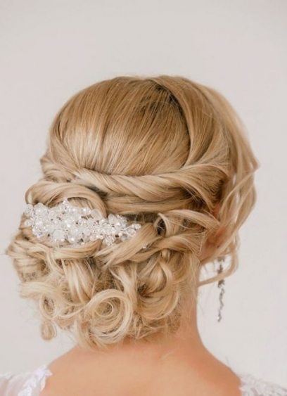 Hochsteckfrisur Haar Modell   Elegant Wedding Hairstyles #2183643 With Beautiful Elegant Wedding Hair Df9