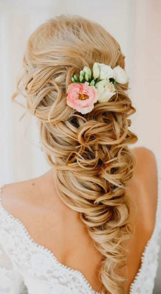 Hochzeit Frisuren   Elegant Wedding Hair Trends #2189771   Weddbook In Elegant Wedding Hair