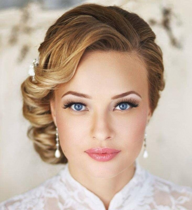 Hochzeit Frisuren   Elegant Wedding Hair Trends #2285283   Weddbook In Elegant Wedding Hair