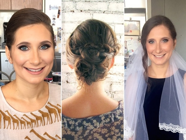I Tried 5 Wedding Hair And Makeup Trials, And Here's What Happened With Beautiful Wedding Hair And Makeup Prices Klp8