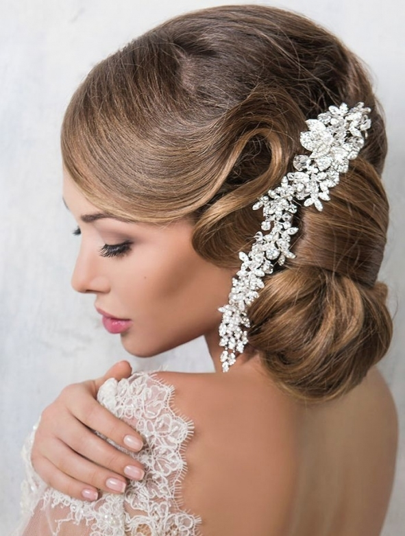 Incredibly Elegant Wedding Hairstyles | Pinterest Throughout Elegant Wedding Hair