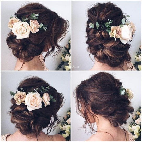Instagram Wedding Hair Super Stylists 2018 Intended For Inspirational Wedding Hair Pics Fg8
