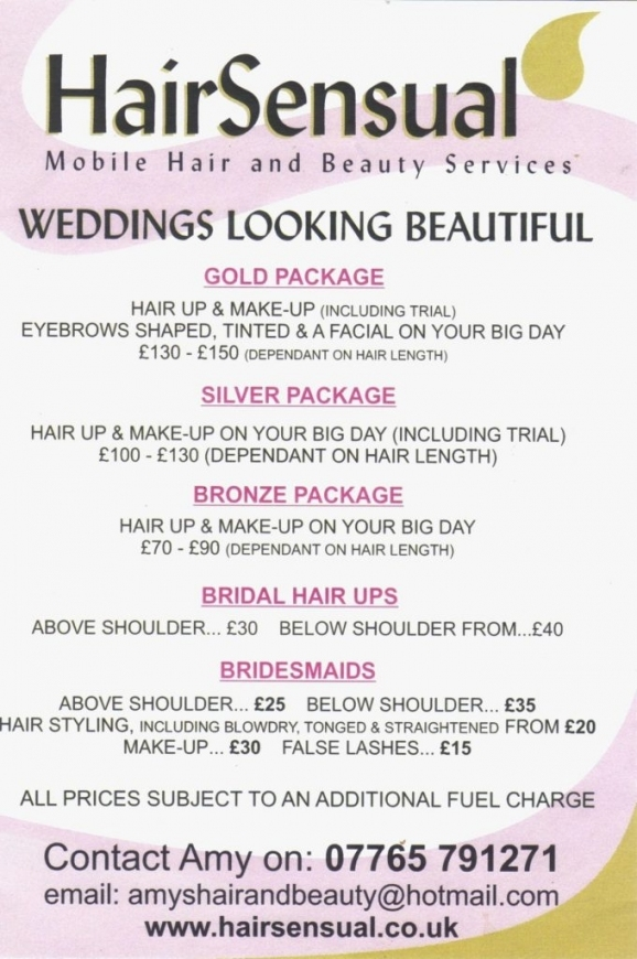 More Powerful Photos Wedding Hair Cost On A Budget : Wedding Ideas in Beautiful Wedding Hair And Makeup Prices klp8