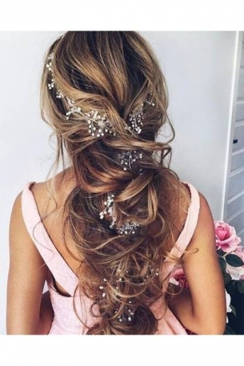 Perfect Wedding Hair Ideas - Brides Magazine 2017 | Brides Magazine pertaining to Wedding Hair Pics