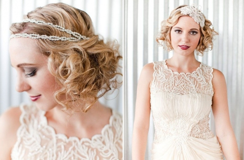 Romantic Wedding Hair Accessories, Vintage Wedding Dress Pertaining To Vintage Wedding Hair Piece