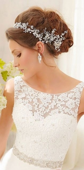 Sexy Wedding Hairstyles! | Pinterest | Wedding, Wedding And Wedding With Regard To New Sexy Wedding Hair Klp8