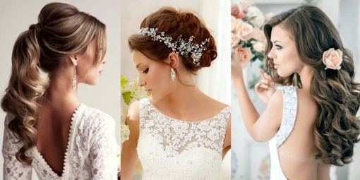 Sexy Wedding Hairstyles!   The Haircut Web With New Sexy Wedding Hair Klp8