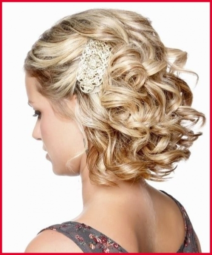 Short Curly Hairstyles For Weddings 247171 Shoulder Length Curly Within Best Of Hair For Weddings Klp8