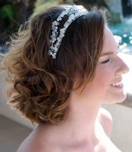 Shoulder Length Wedding Hairstyles   Wedding Hairstyle For Medium In Wedding Hair For Medium Hair