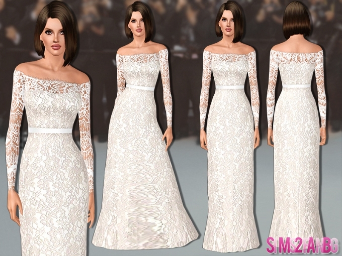 Sims 3 Downloads   'wedding' Intended For New Sims 3 Wedding Hair Klp8