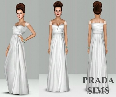 Sims 3 Updates   Updates And Finds From Darasims, Prada Sims, Sims3 Regarding New Sims 3 Wedding Hair Klp8
