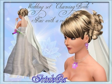 Sims 3 Wedding Veil Download   Shonphilips's Blog Intended For Sims 3 Wedding Hair
