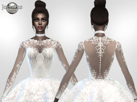 Sims 4 Wedding Cc | Tumblr Inside Sims 3 Wedding Hair